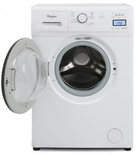 Lavarropas Whirlpool Wnq 85/6ab 8 Kgs. C/fro.1200 Rpm Panel Lcd
