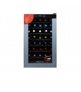 Conservadora De Vinos Wine Collection Wc34 34 Botellas