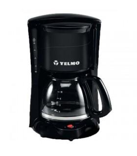 Cafetera Yelmo Ca7108 Negra 800 W. 12 Pocillo