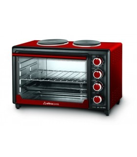 Horno Electrico Ultracomb Uc40ac C/2 Anafes C/grill Spiedo 40lts. 3000w