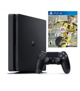 Video Juego Sony Play Station 4 + Fifa 2017