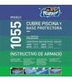 Cubre Pileta Y Base Pelopincho 9265 P/pil.1055