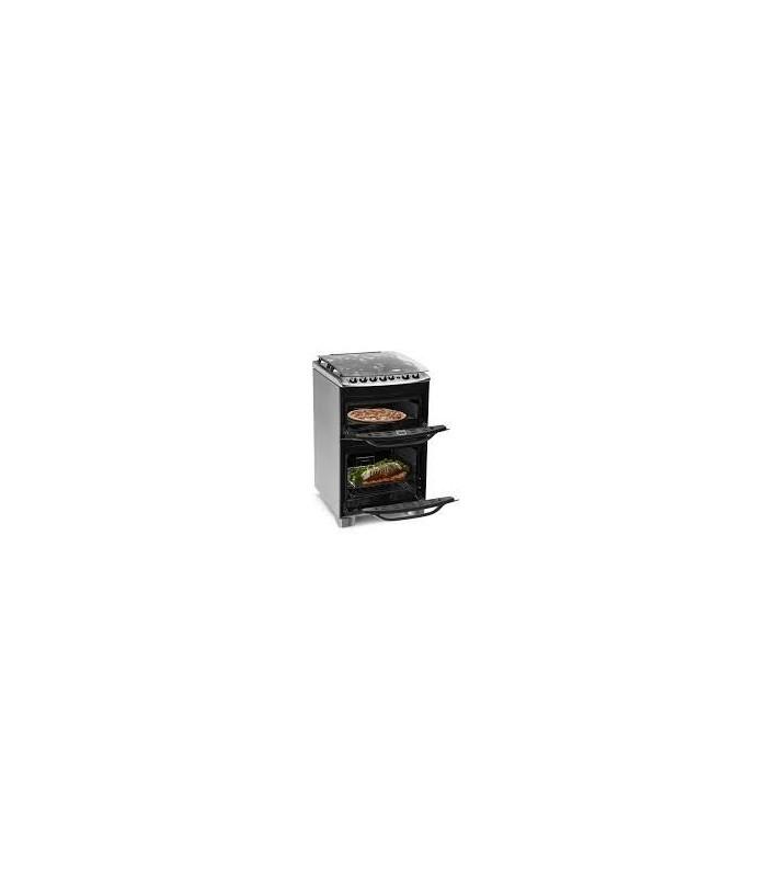 Cocina Electrolux 56dtx Acero Doble Horno