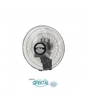 Ventilador De Pared Liliana Vwc1616  16` Orbital Cromado Aspas Transpartentes