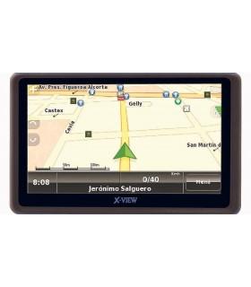 Gps X-view Navigator Tv 7` Tda