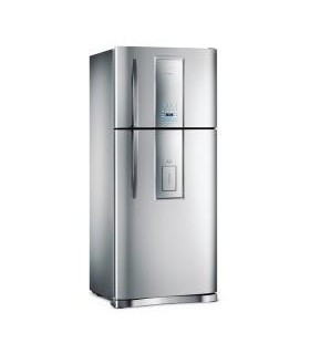 Heladera Electrolux Di80x 542 Lts. Inox Dispenser
