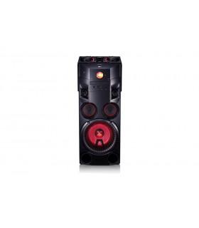 Parlante Audio Activo Lg Om7560 12000w.pmpo Bluet. Karaoke Led