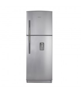 Heladera Patrick Hpk 141m 364lts. 2 Frios Acero Con Freezer