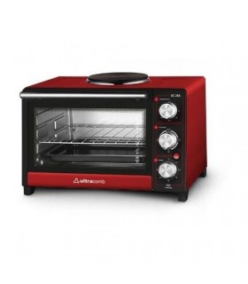 Horno Electrico Ultracomb Uc28a 28 Lts.digital C/grill