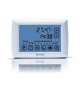 Termostato De Ambiente Peisa H23100 Digital Tactil Programable