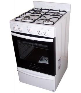 Cocina Orbis 538bc2 Macrov.bca 4h Mg  Visor Parrilla 50 Cm