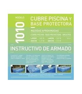 Cubre Pileta Y Base Pelopincho 9261 P/pil.1010