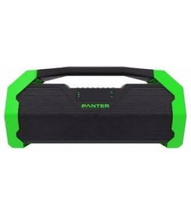Parlante Panter Pbb02  Bluetooth Usb Aux3.5mm