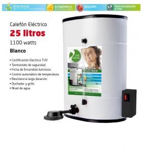 CALEFON ELECTRICO LINE HOUSE 25 LTS. BLANCO