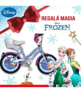BICICLETA ENRIQUE 924 ROD.16 DISNEY FROZZEN