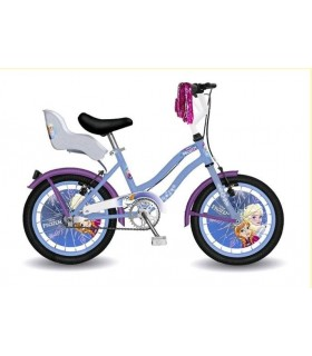 BICICLETA ENRIQUE 923 ROD.14 DISNEY FROZZEN