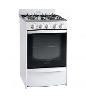 Cocina Patrick Cpf 6656bvs Enc.electron.valv