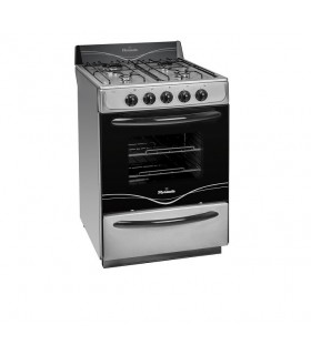Cocina Florencia5518f C/v Acero Mg
