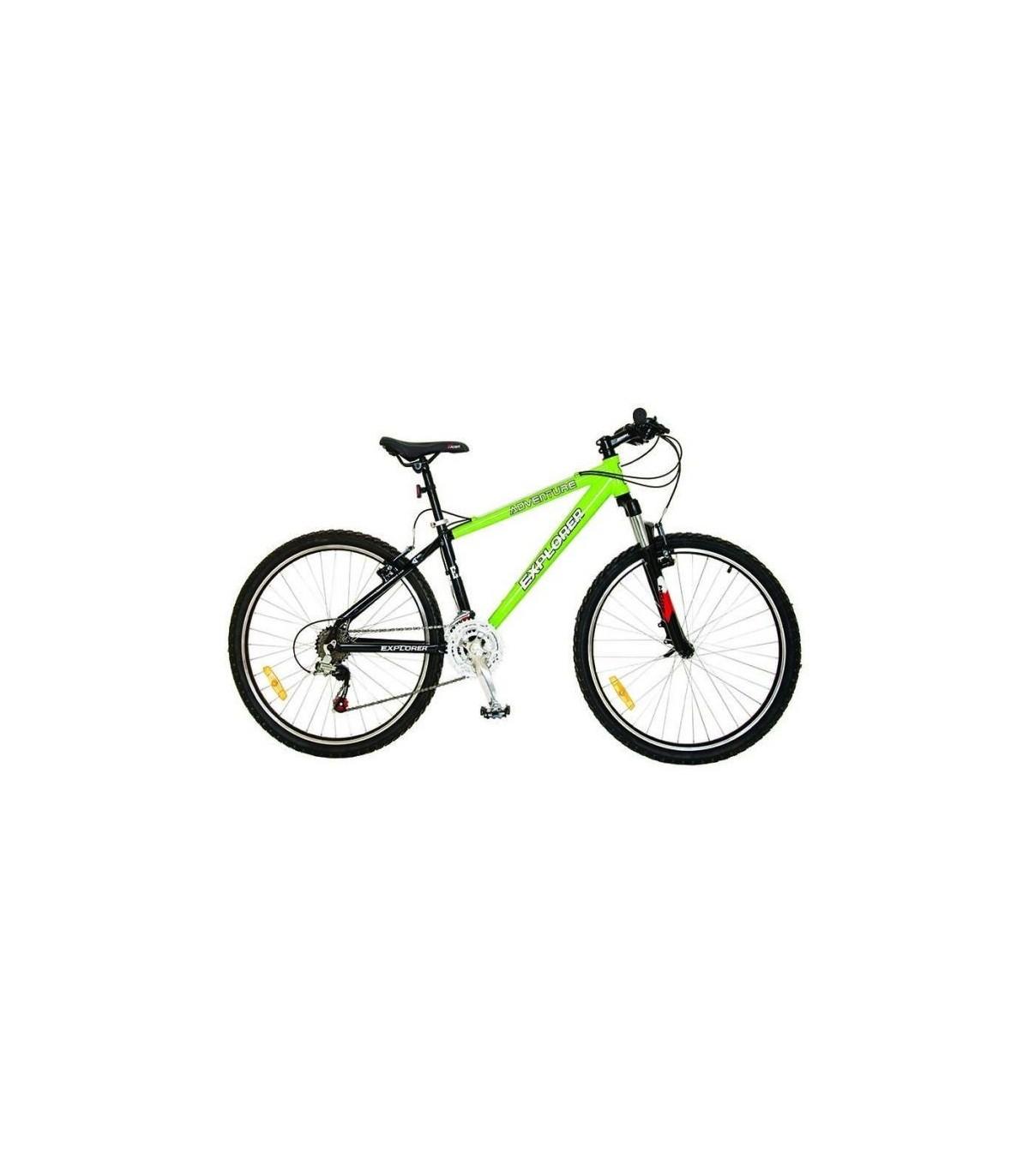 Bicicleta Enrique 585 Todo Terreno R26 21v. Cuadro Aluminio