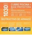 Cubre Pileta Y Base Pelopincho 9263 P/pil.1030
