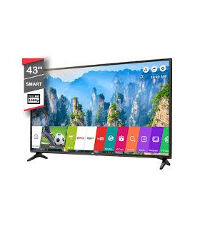 Tv Led Lg 43lk5700 Smart Full Hd