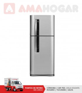 Heladera Electrolux Df 3500x 302lts.inox No Frost