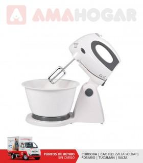 Batidora Oster 2610 C/bowl Plastico 250w. 6velocidades
