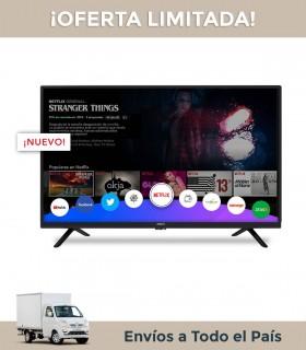 Tv Led Rca 39 X39sm Smart Netflix Tda Hdmi X2 Wifi Usb Hd