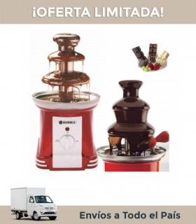 Fuente De Chocolate Suzika Sz-cas054 90w.