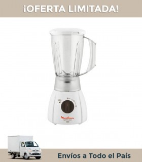 Licuadora Moulinex Lm278158 Optimix Plus Blanca 550w