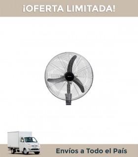 Ventilador De Pared Crivel V43 26 C/remoto Pala Metal