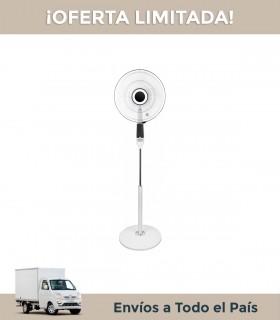 Ventilador De Pie Clever Vec-16d 16  60w C/remoto