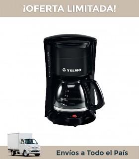 Cafetera Yelmo Ca7108 Negra 800 W. 12 Pocillos