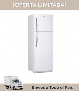 Heladera Patrick Hpk 135b 277lts. 2 Frios Blanca Con Freezer