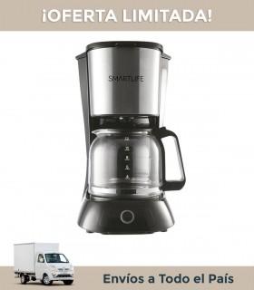 Cafetera Smartlife Cm9402 De Filtro 1.5l