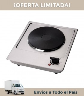 Anafe Electrico Sikla Es-3102 1 Horn.acero Empotrable