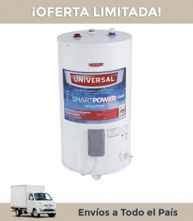Termotanque Electrico Universal Tue 40 Col-apo Sup 1500w