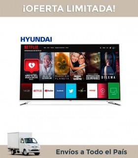 Tv Led Hyundai 58 Smart 4k