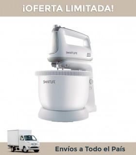 Batidora Smartlife Hm5035pn 300w. 5 Vel. Pedestal