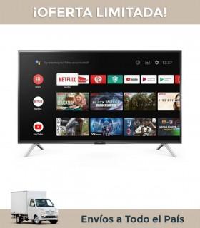 Tv Led Hitachi Cdh Le32smart17 Hd Android Nextflix