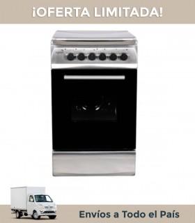 Cocina Electrica Kipton Kc5094 Hpb Inox An50xpr60