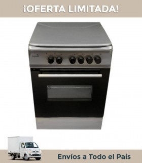 Cocina Electrica Kipton Kc6094 Hpi Inox An60