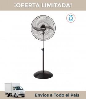 Ventilador De Pie Liliana Vp 25 25 Potenciado 120w.