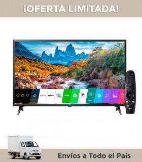 Tv Led Lg 43um7360psa Smart 4k Airplay Smart Hdmi