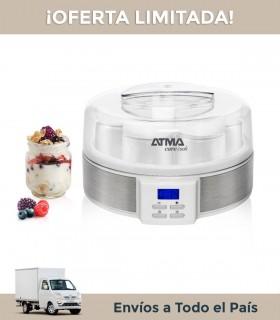 Yogurtera Atma Ym3010e 7 Jarros Pantalla Lcd C/timer