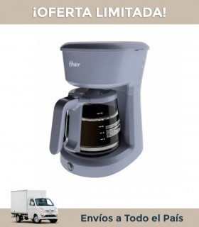 Cafetera Oster Dsc12g Gris 12 Tazasc/filtro