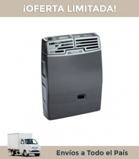 Calefactor Volcan 43516v Infrar.gris Gn 4000 Calorias