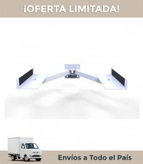 Soporte Nakan Hm 300 P/microondas Y Horno Elec.