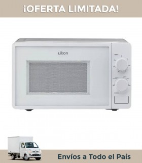 Microondas Likon Li20m-s4 19 Lts. Manual 700 W.