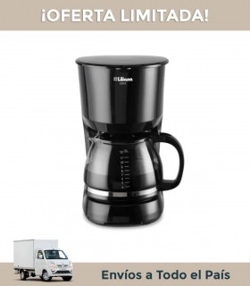 Cafetera Liliana Ac950 1.25lts C/filtro Permanente